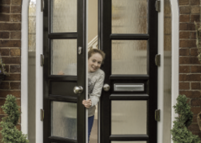 French composite doors