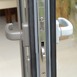 Bi-Folding Doors, Aluminium - Force 8