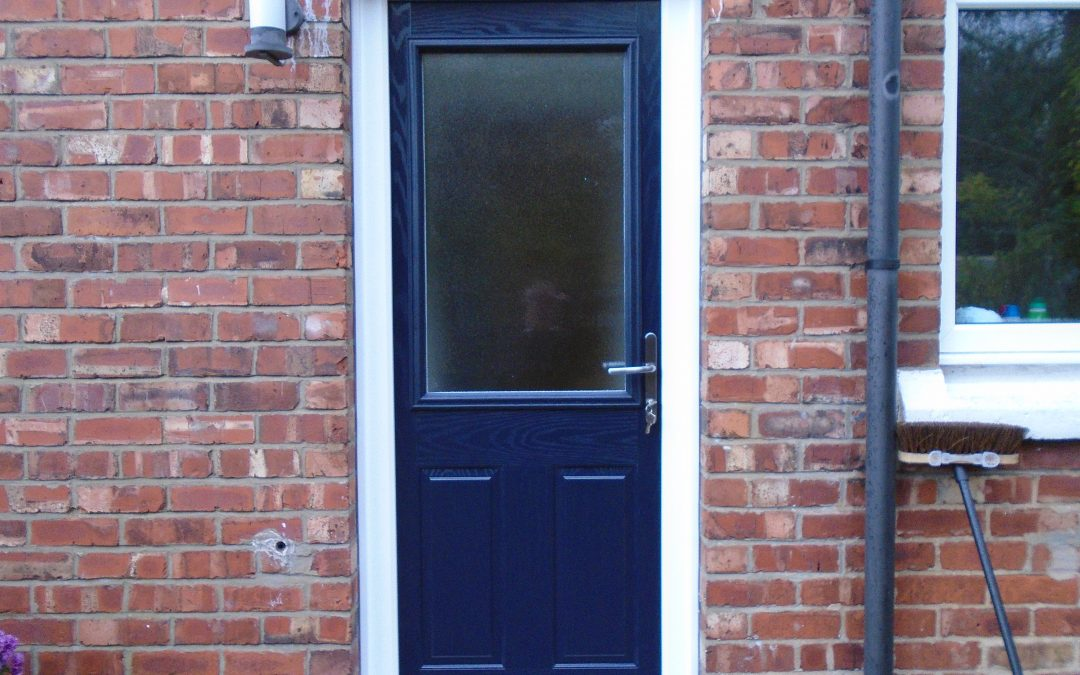 Force 8's Traditional Pall Mall Door