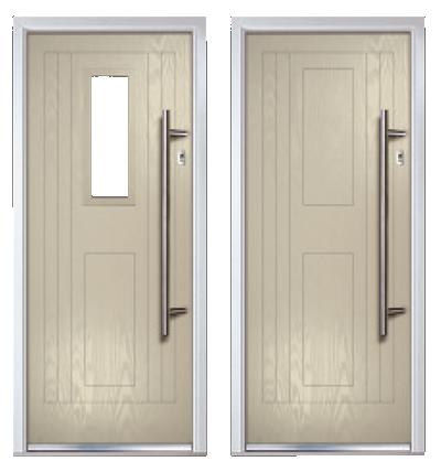 The Imola Decadence Door Range