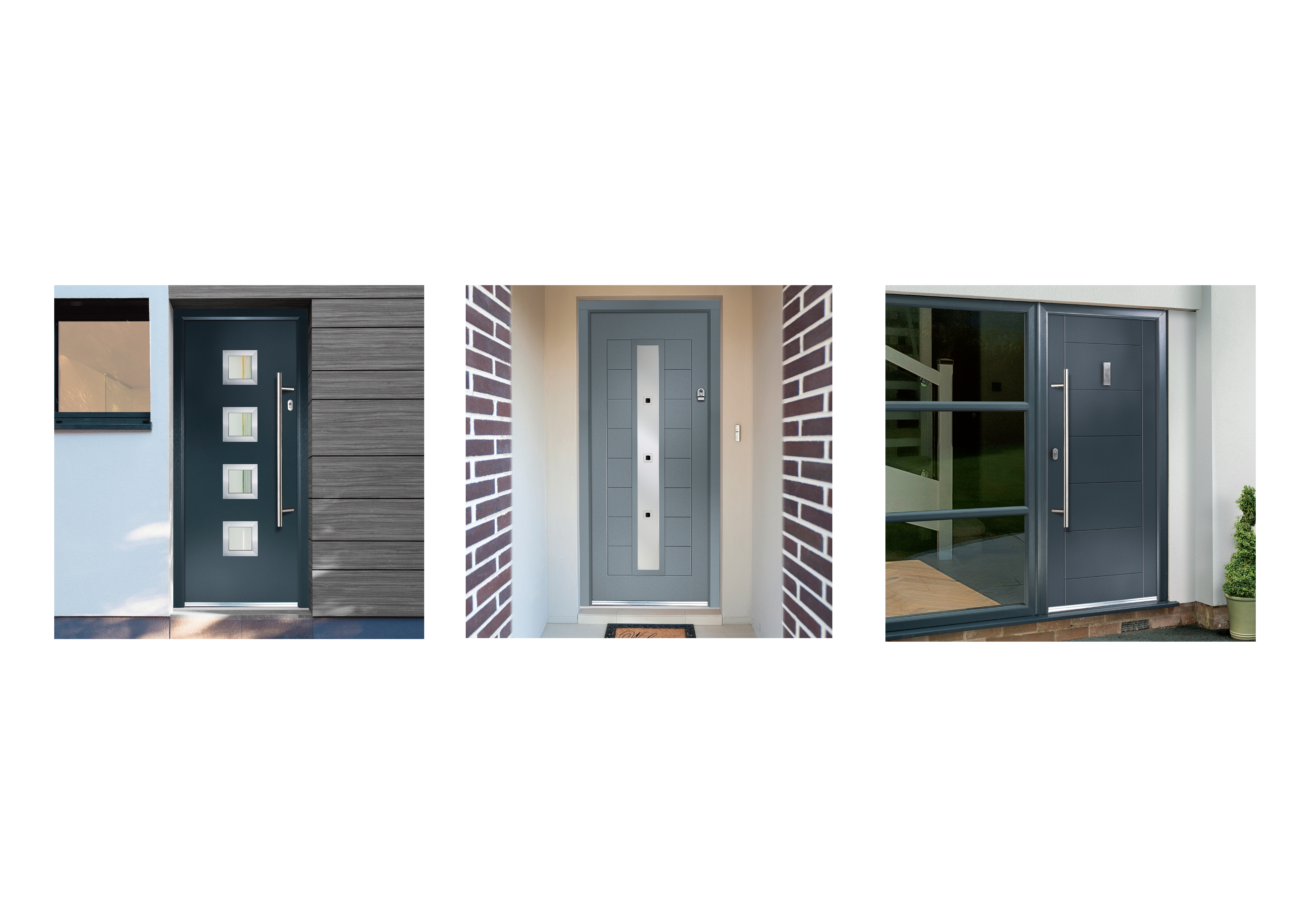 New Additions To the Aluminium Look Decadence Door Range