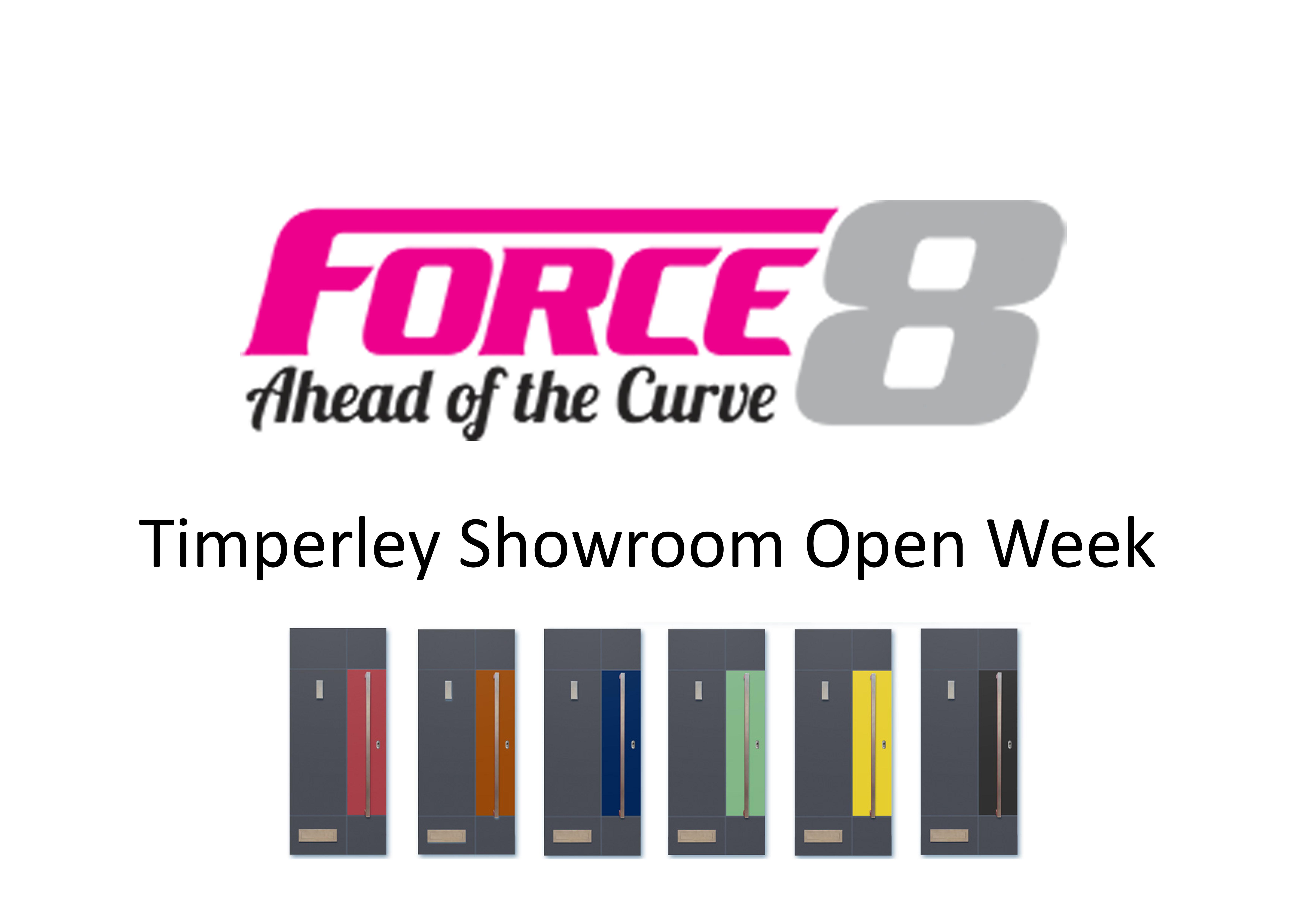 Timperley Showroom Open Week