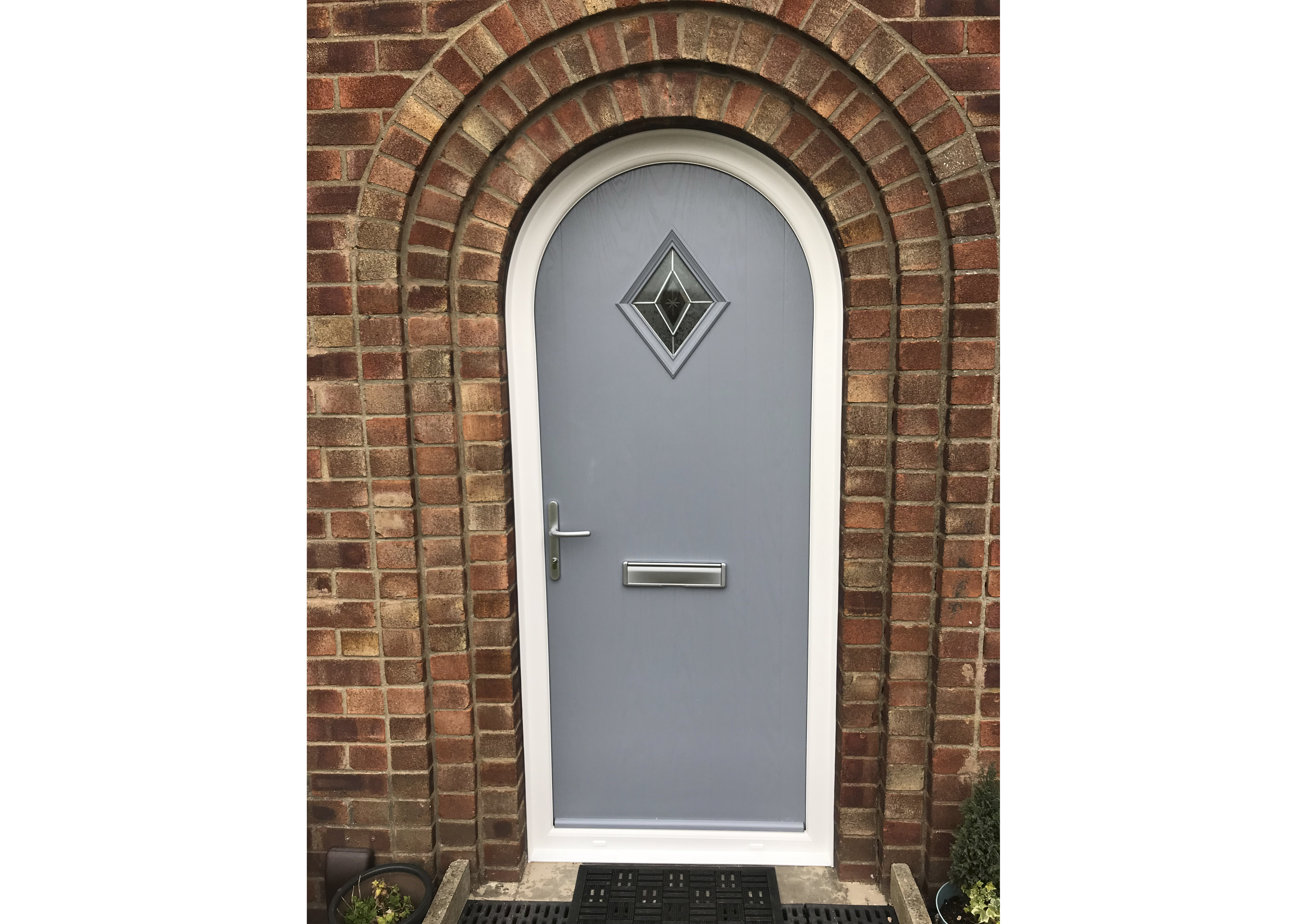 Arched Cottage Door with Great Feedback