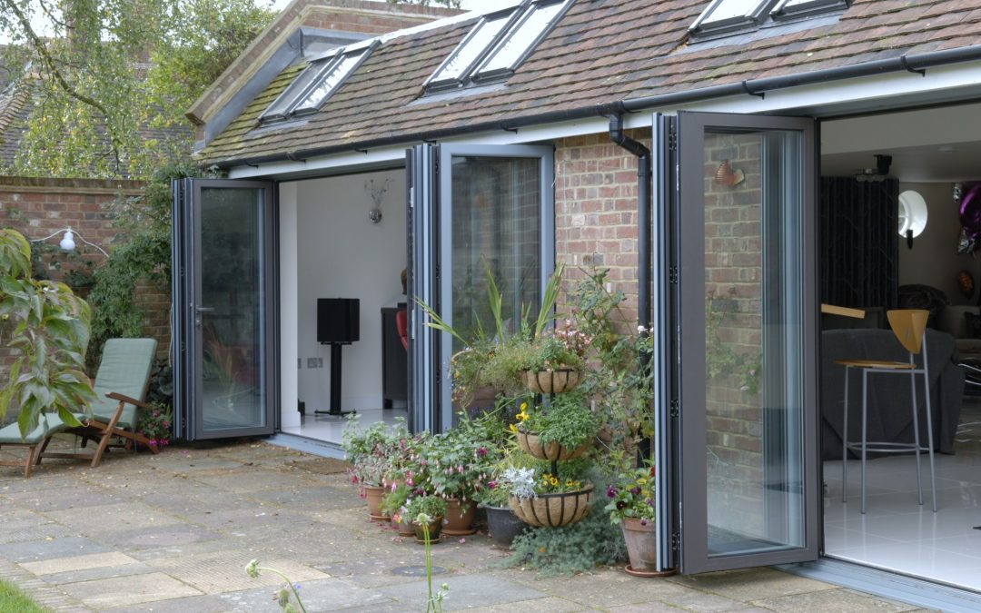 Bi Fold Doors from Force 8