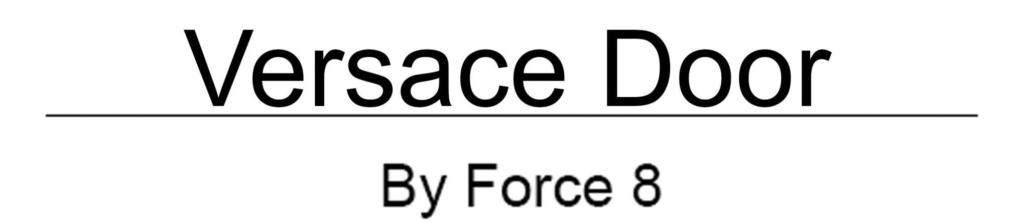 Versace Door