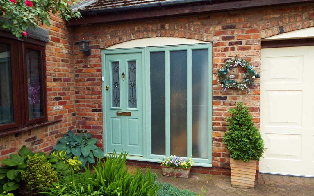 Oxford Door – Recent Fitting