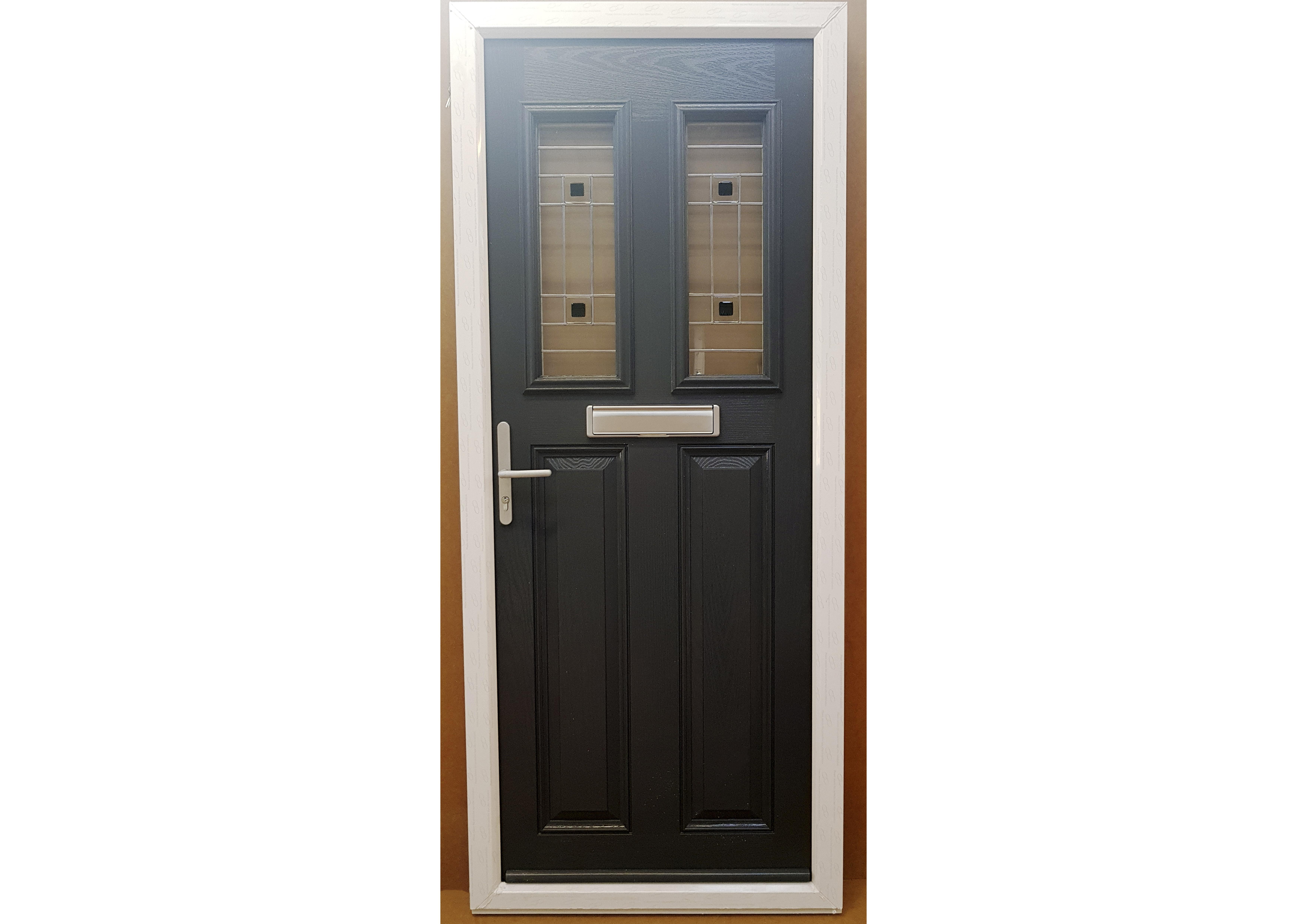 Anthracite Grey Oxford Doors