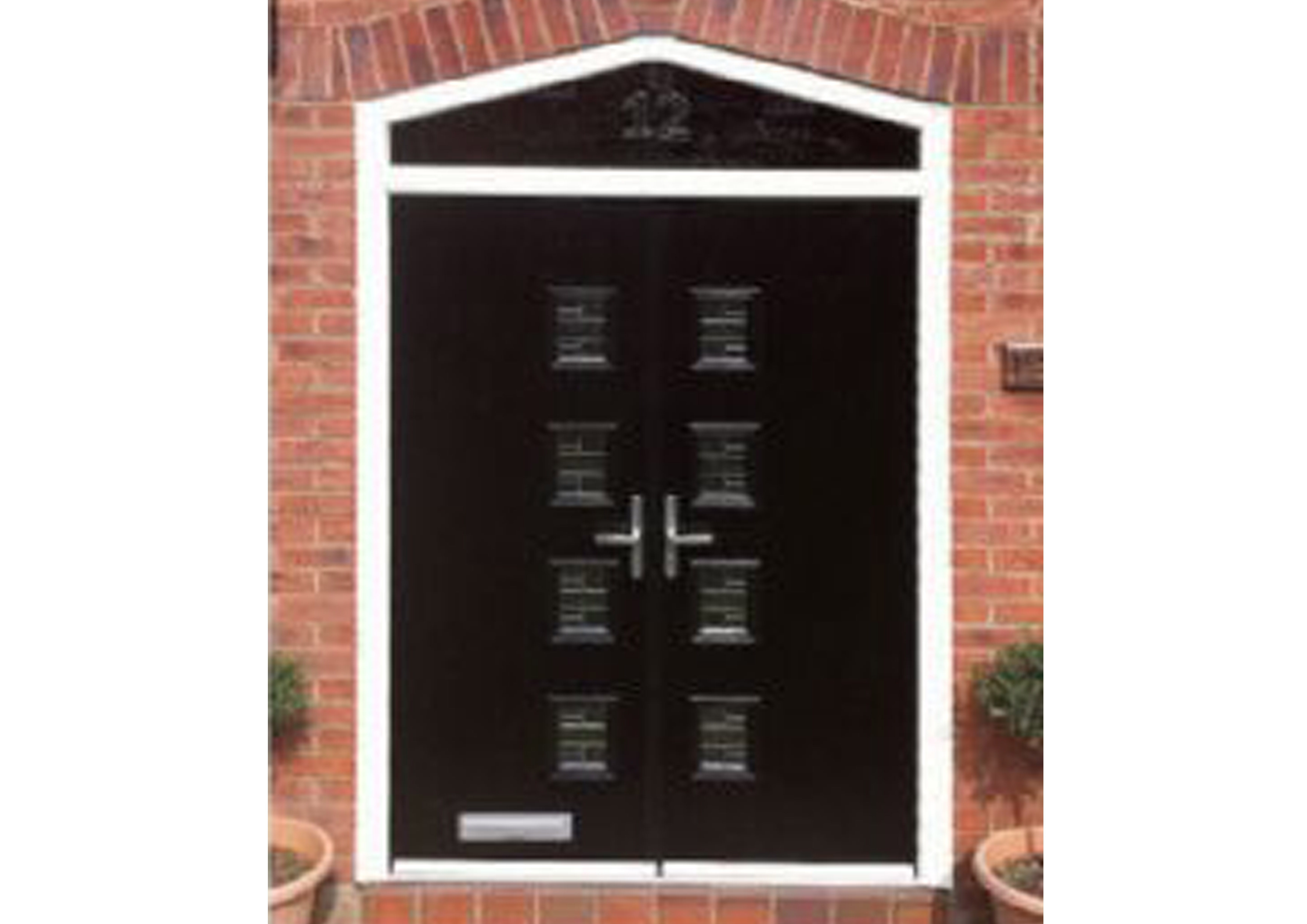Double Rimini Doors
