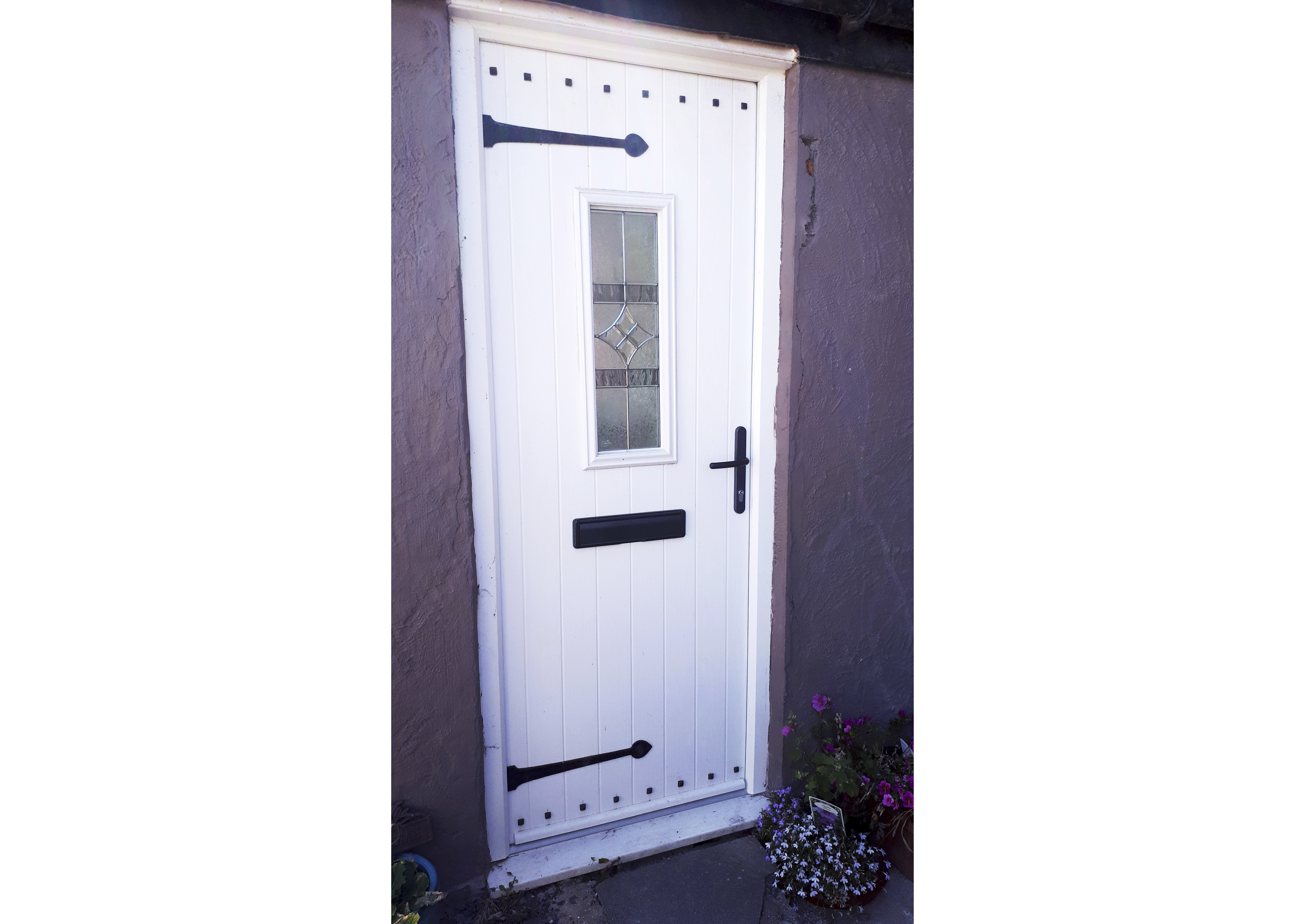 Composite Doors with a Vintage Appearance