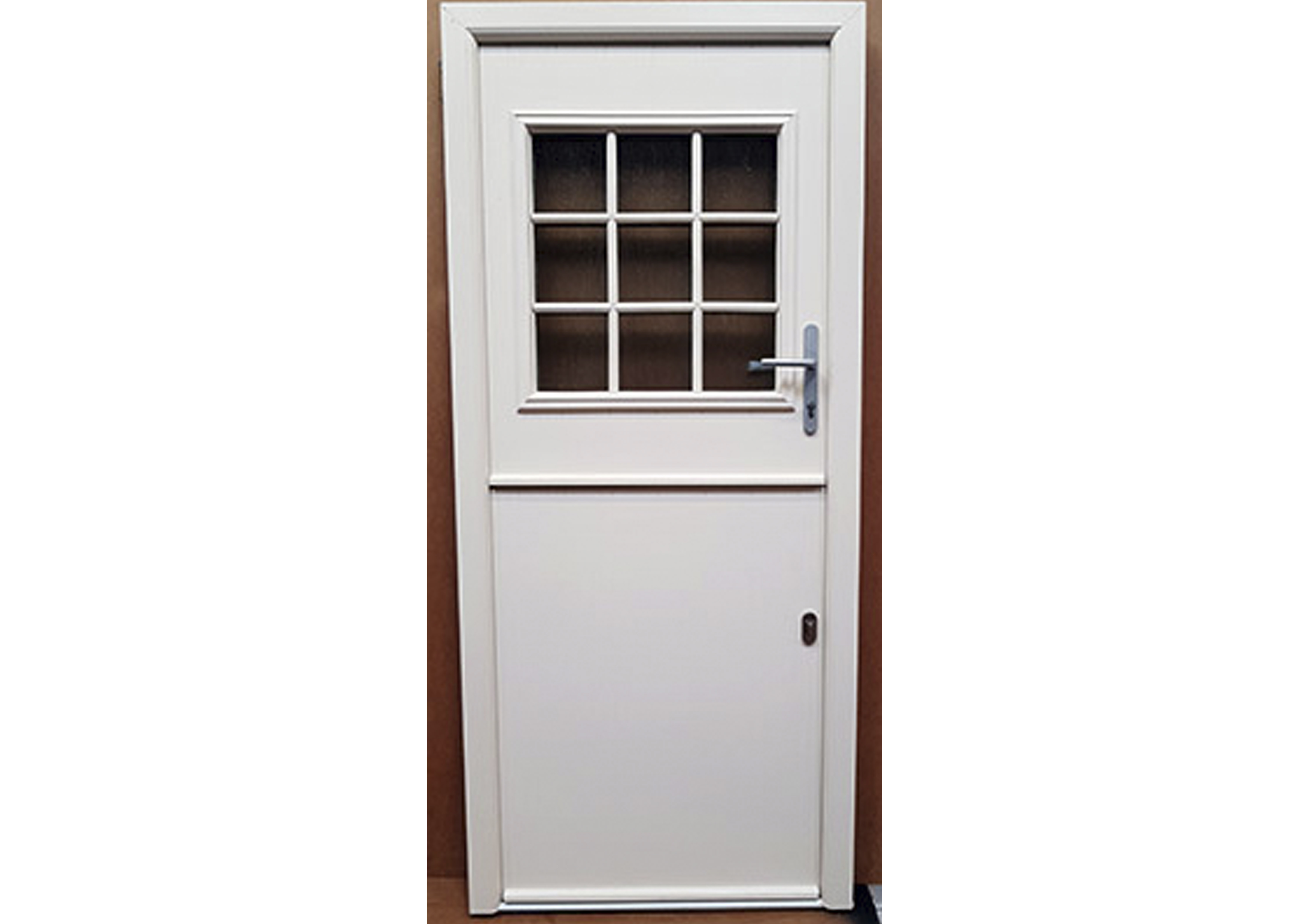 Stable Door With Georgian Bars