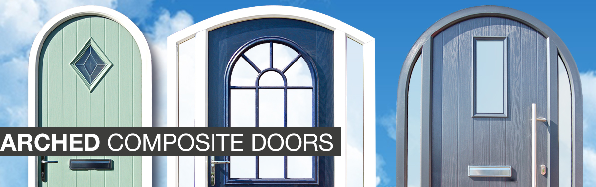 Arched Composite Doors Part Arched Doors Force 8