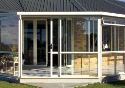 Force 8 conservatories, orangeries, and roof systems uPVC traditional white
