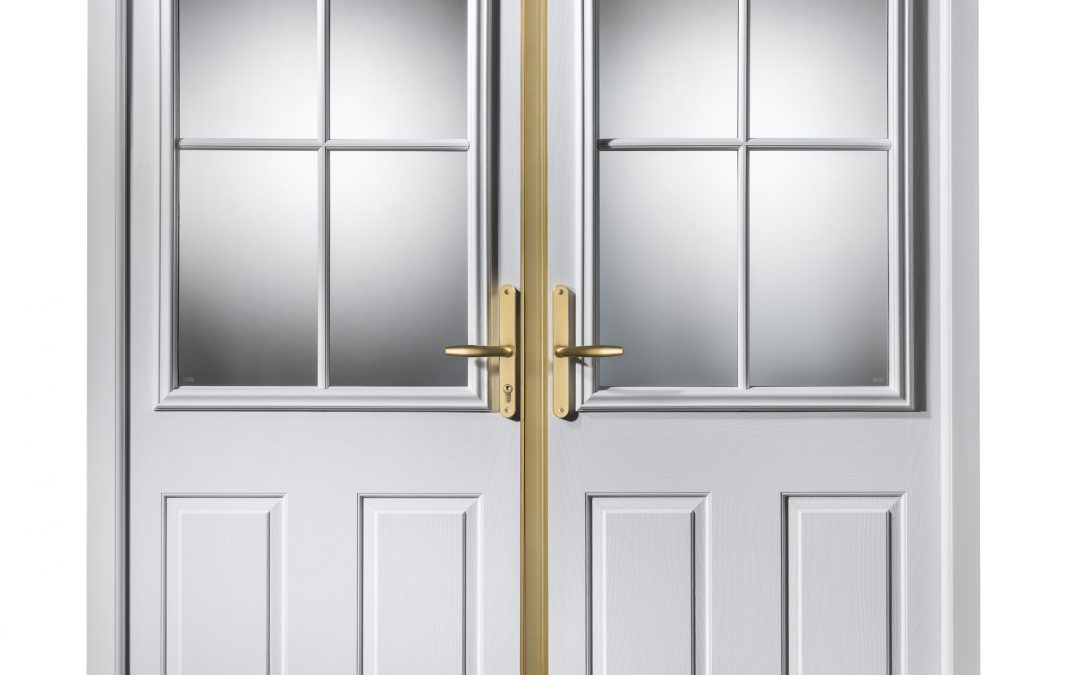 Sturdy And Stylish French Doors Composite Doors Arched
