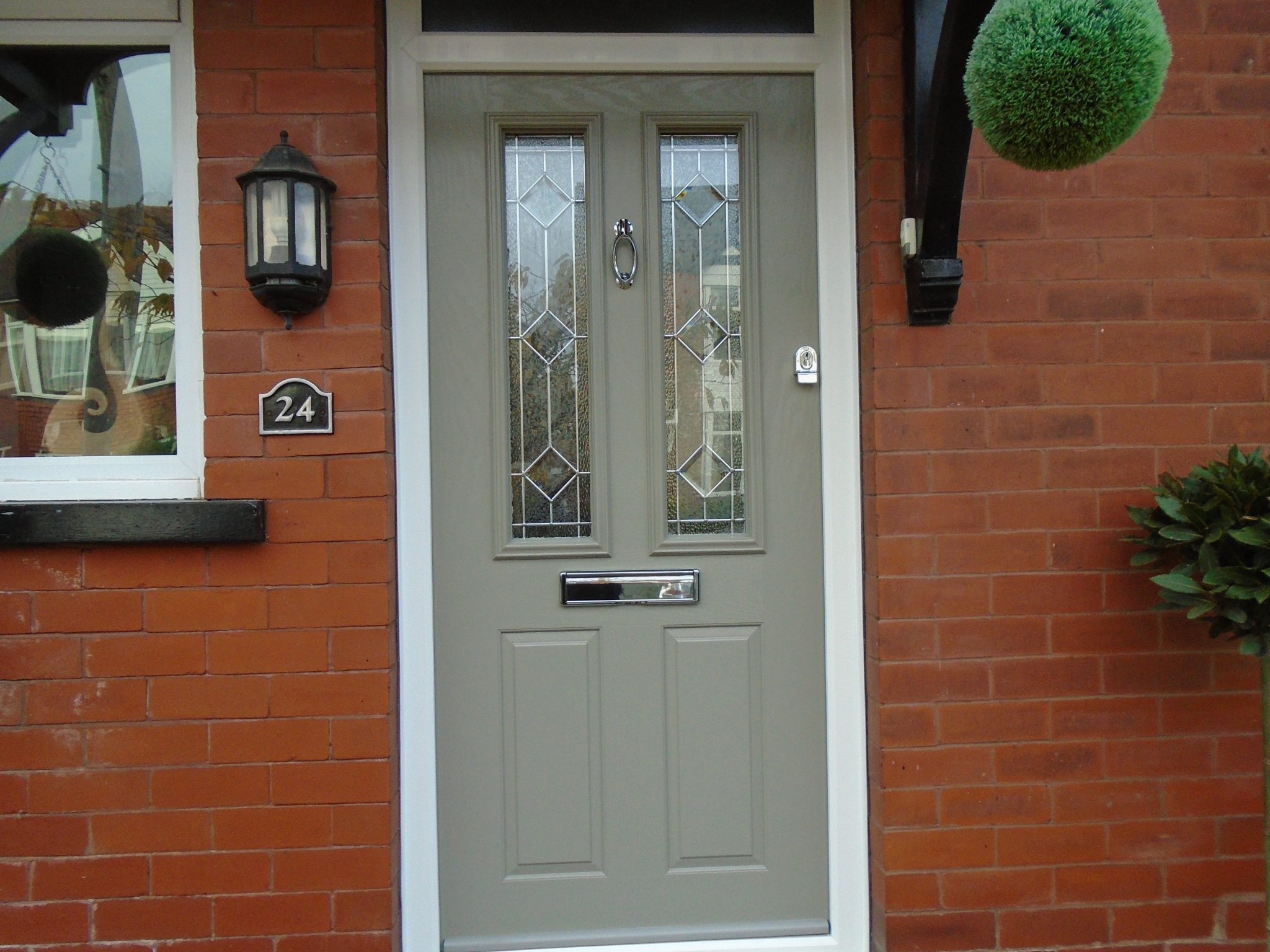 The Traditional Oxford Door Range Composite Doors