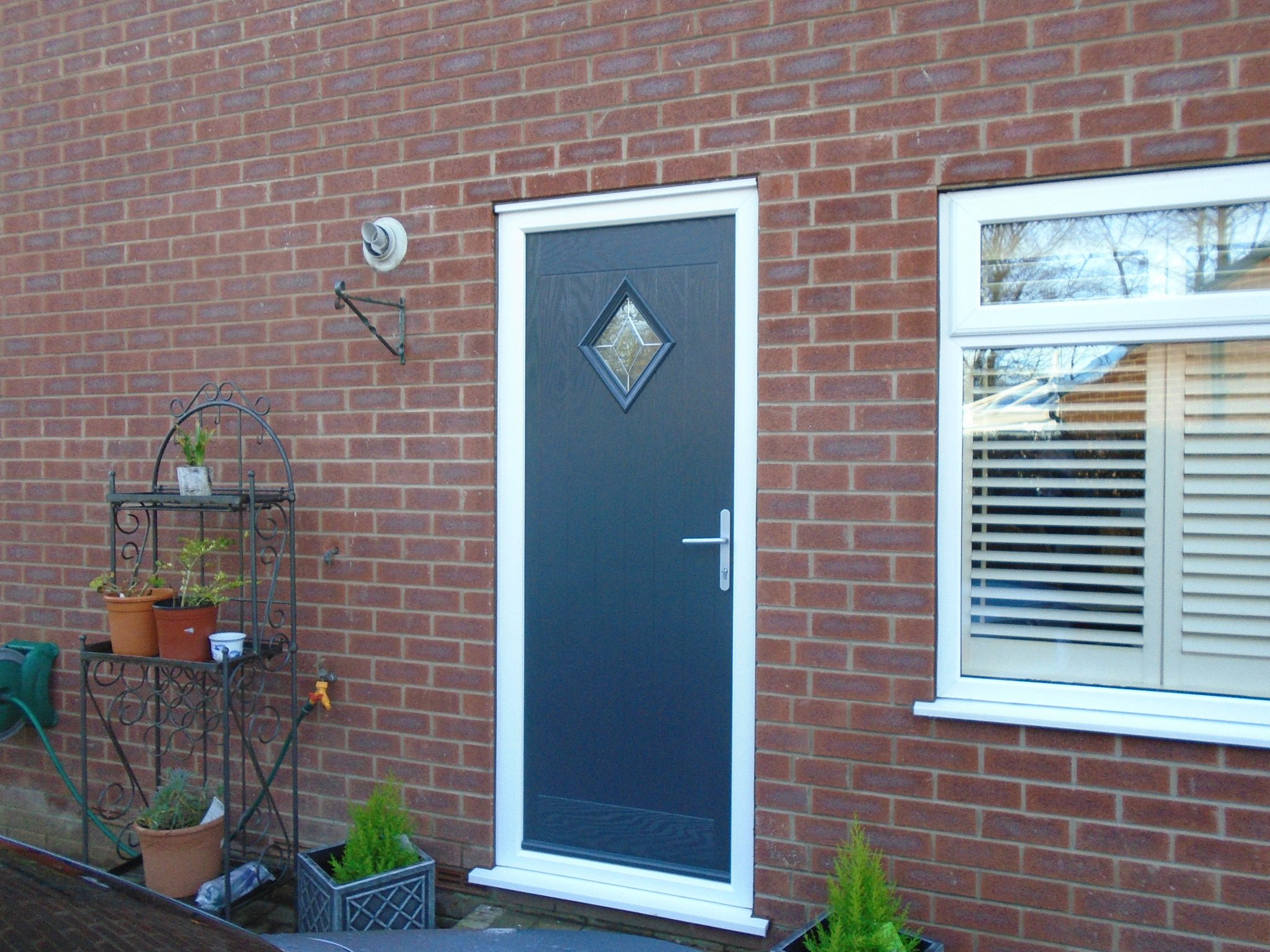 The Traditional Cottage And Farmhouse Door Composite