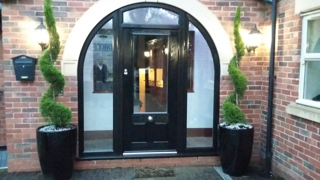 Piccadilly Door From The Traditional Door Range