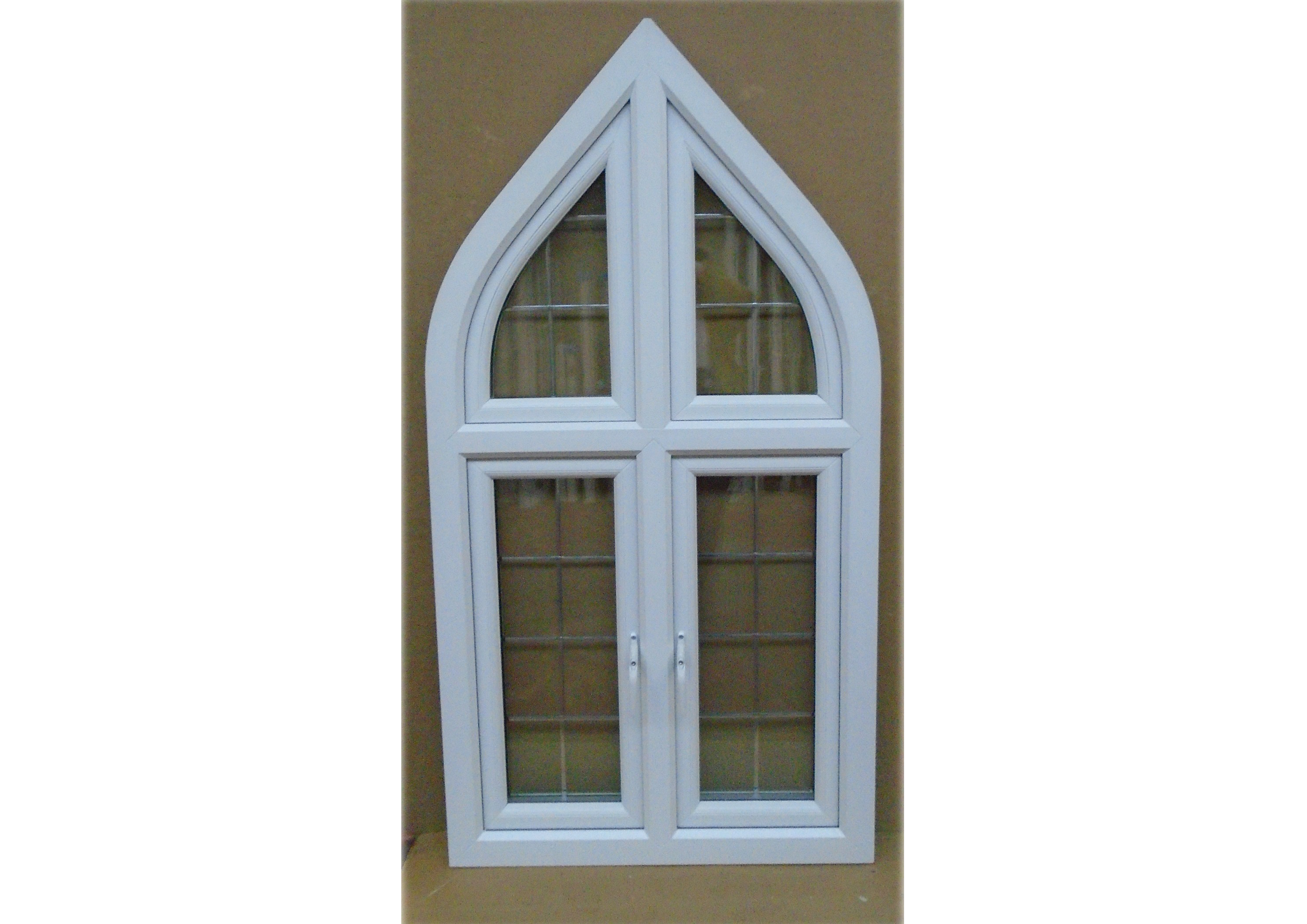 Gothic Upvc Arched Windows Force 8