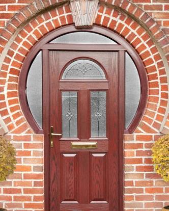 Mayfair Door From The Traditional Door Range Composite