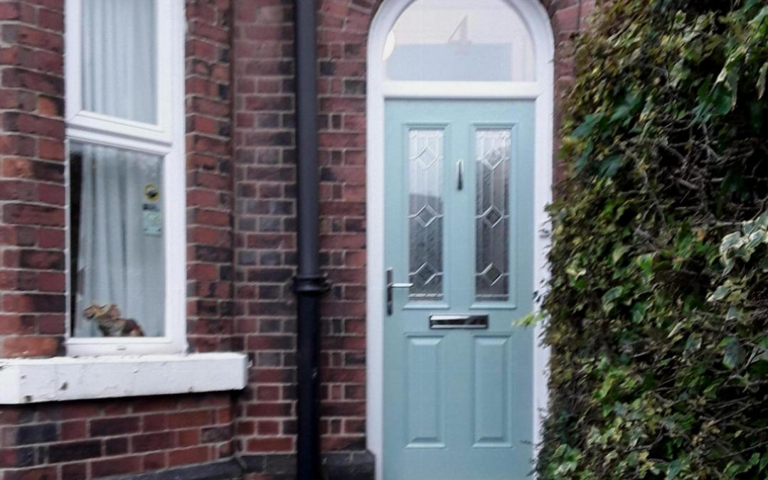 Arched Composite Doors from Force 8