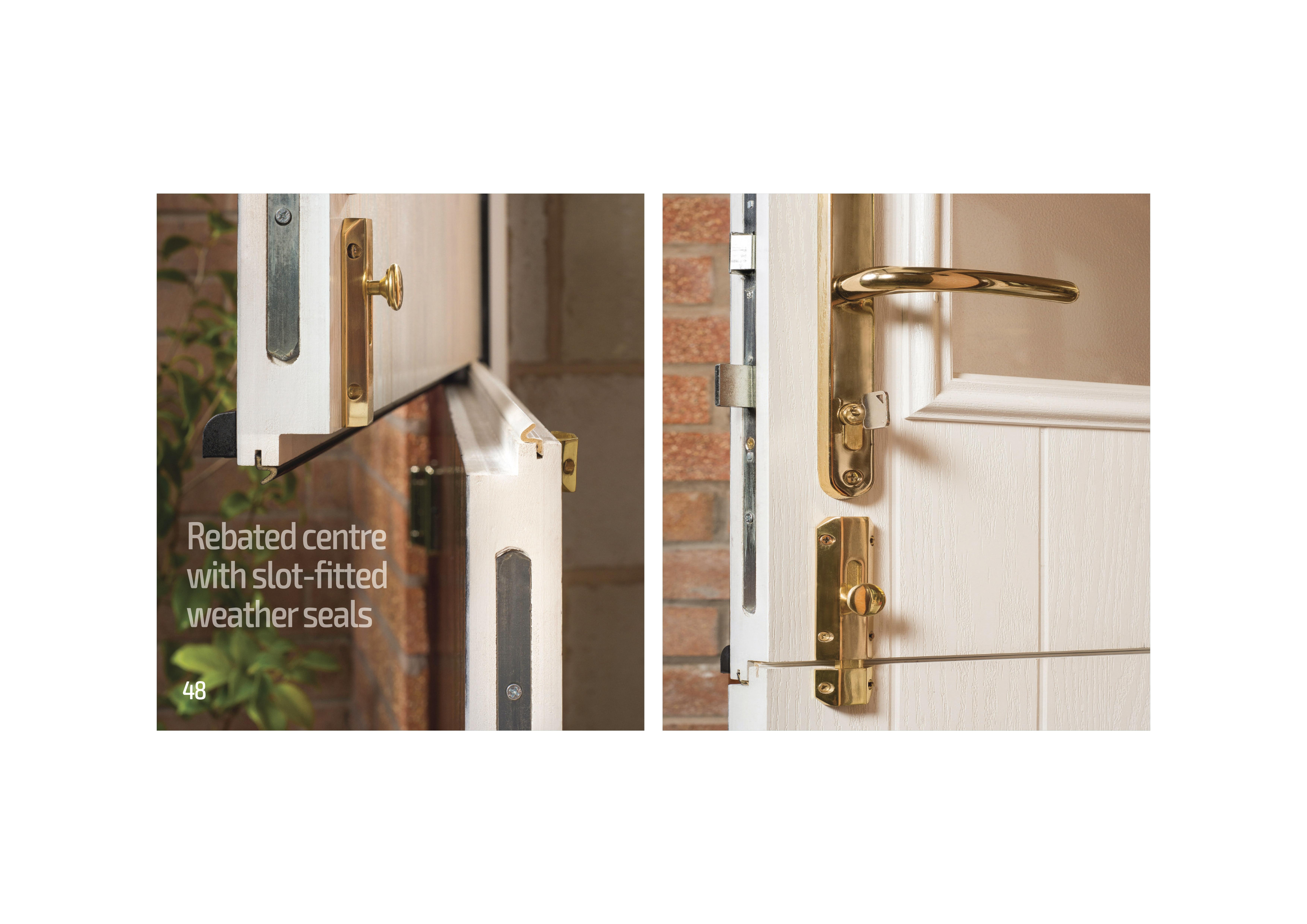 How do stable doors work?