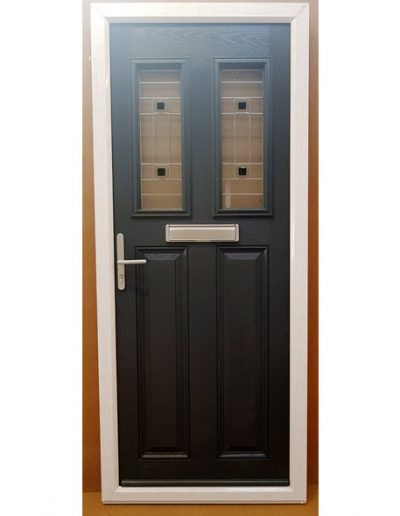 anthracite grey oxford door