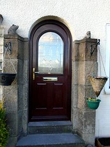 strand door