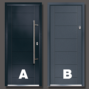 Composite vs Aluminium Doors