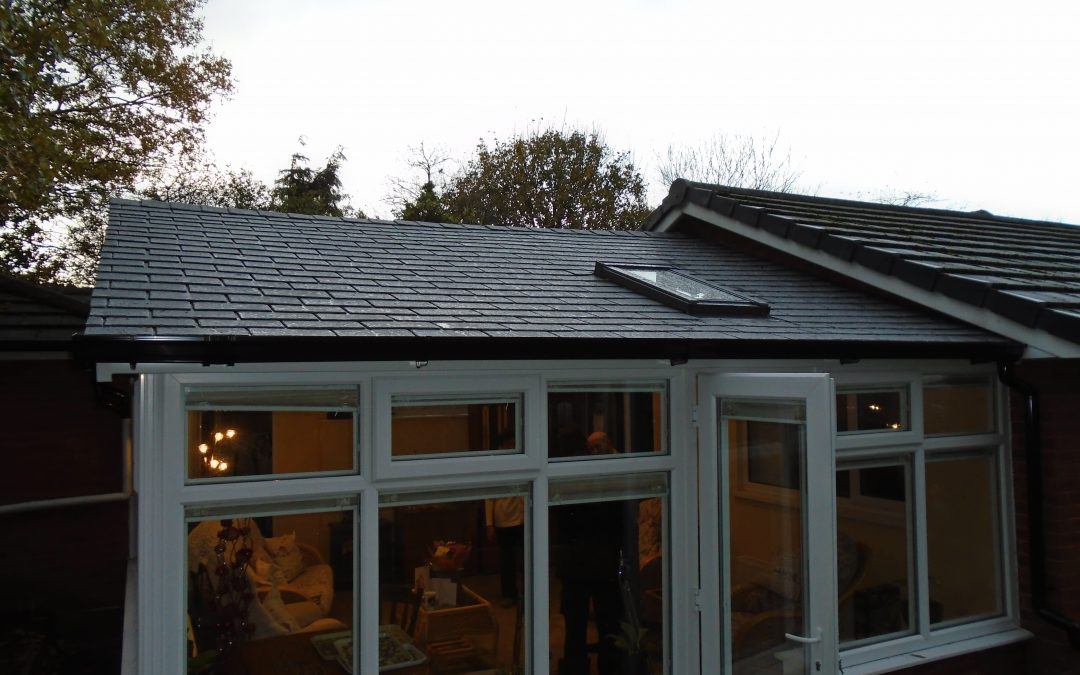 Solid Roofs For Your Conservatory