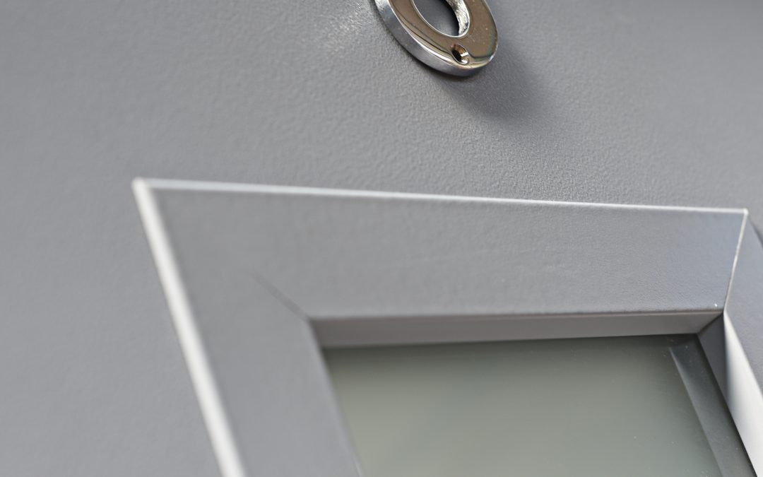 How Aluminium Smooth Composite Doors Are Changing the Industry