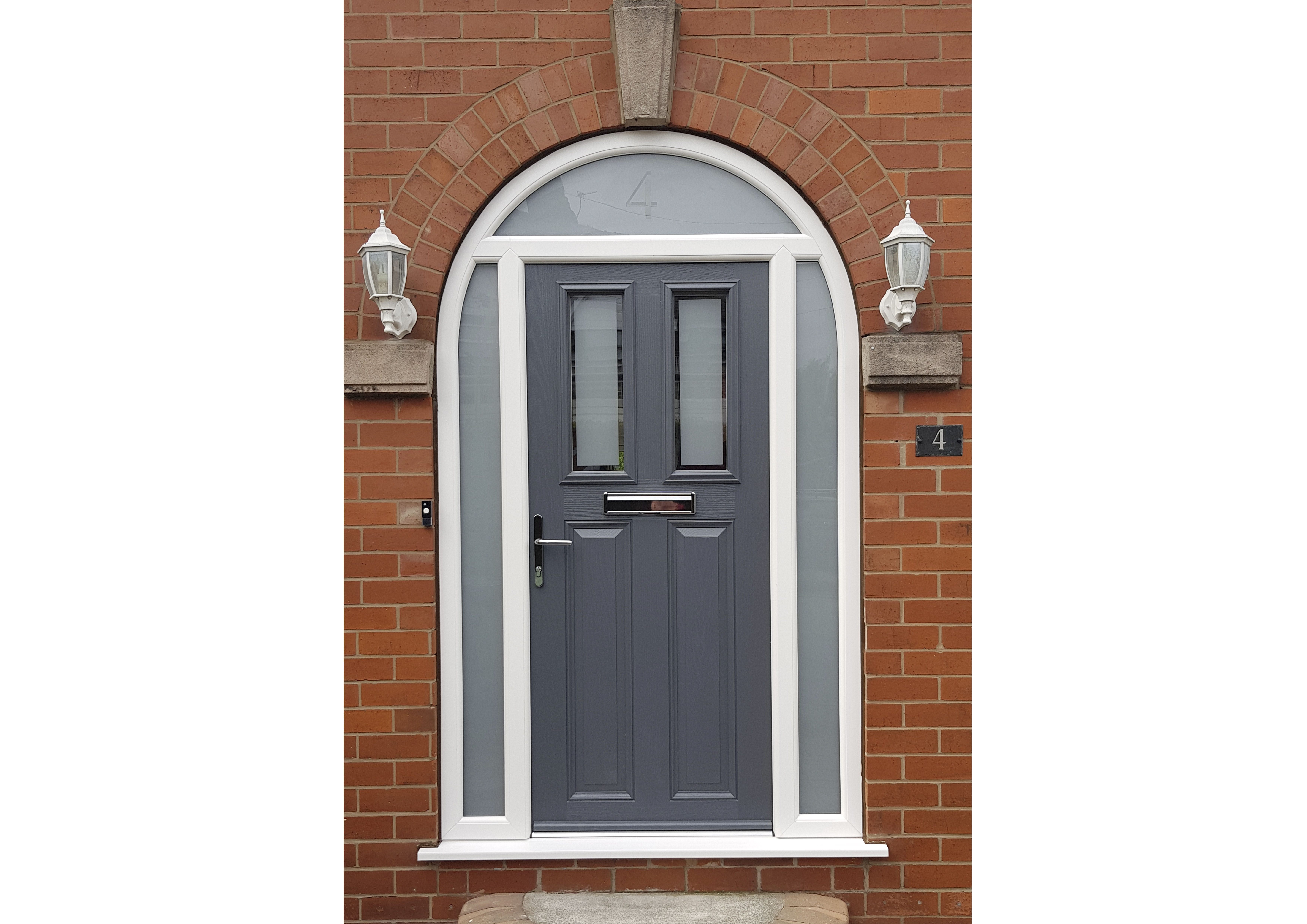 Why Force 8 Uses Composite Doors