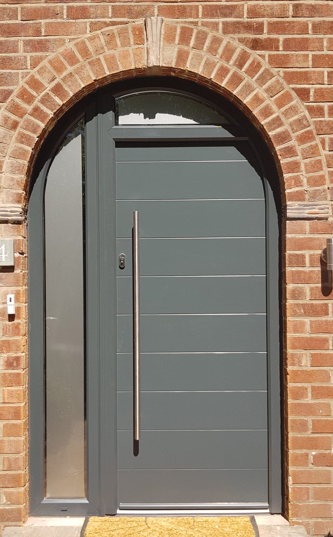 Modern Doors - Composite Doors, Arched Frames and Windows