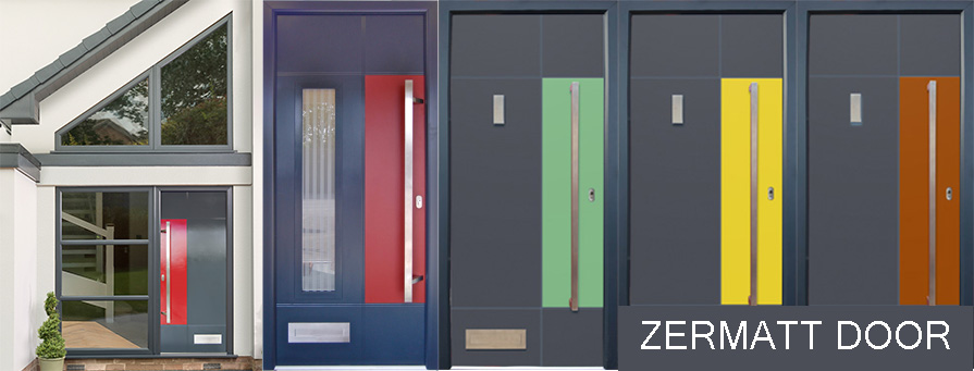 Wide Range Of Composite Doors Avaiable From Force 8