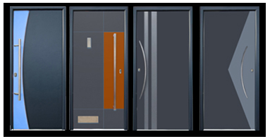 Force 8's industry exclusive composite door portfolio
