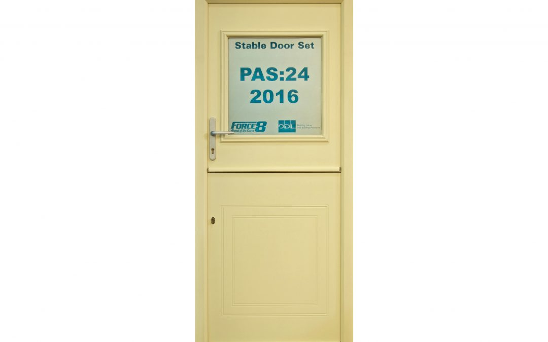 PAS24 Stable Door from Force 8