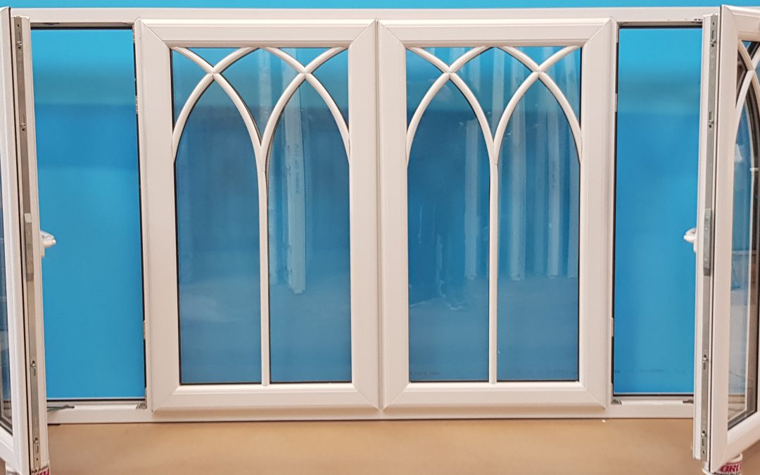 Window with arches