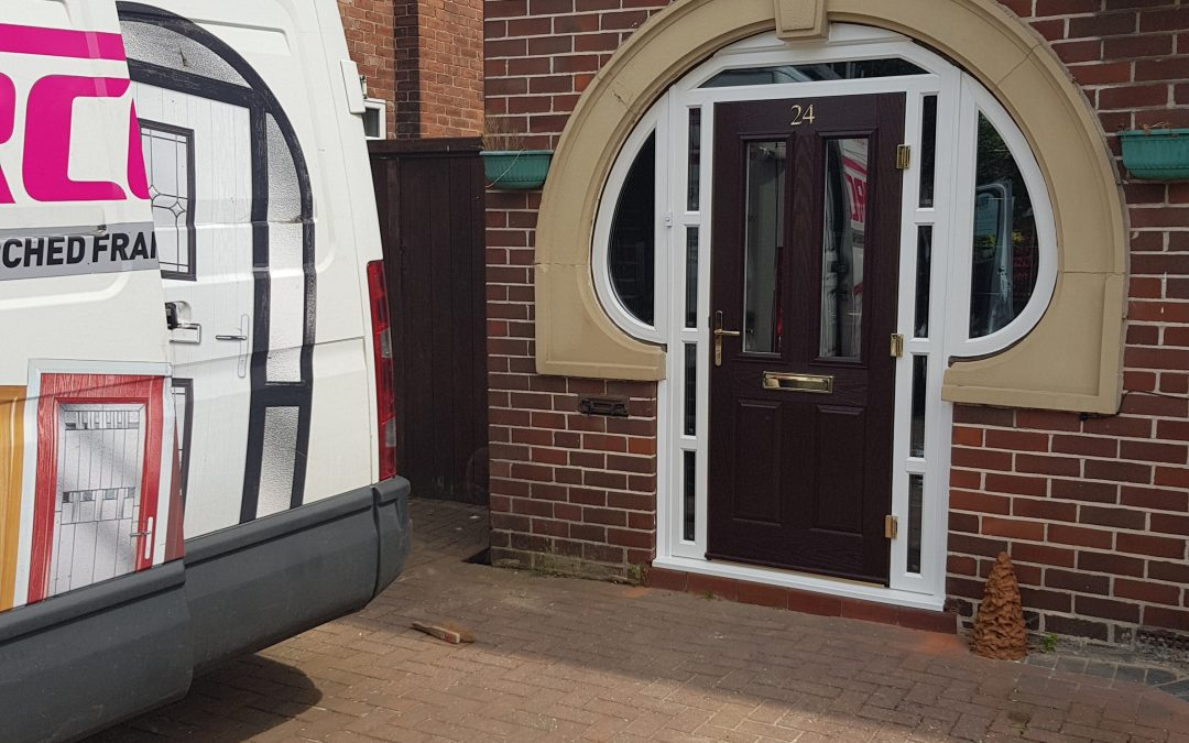 Composite Doors which are unique to the market