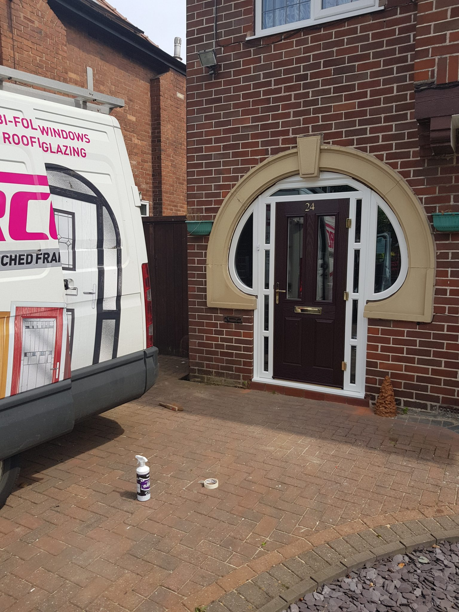 Composite Doors Which Are Unique To The Market Force 8