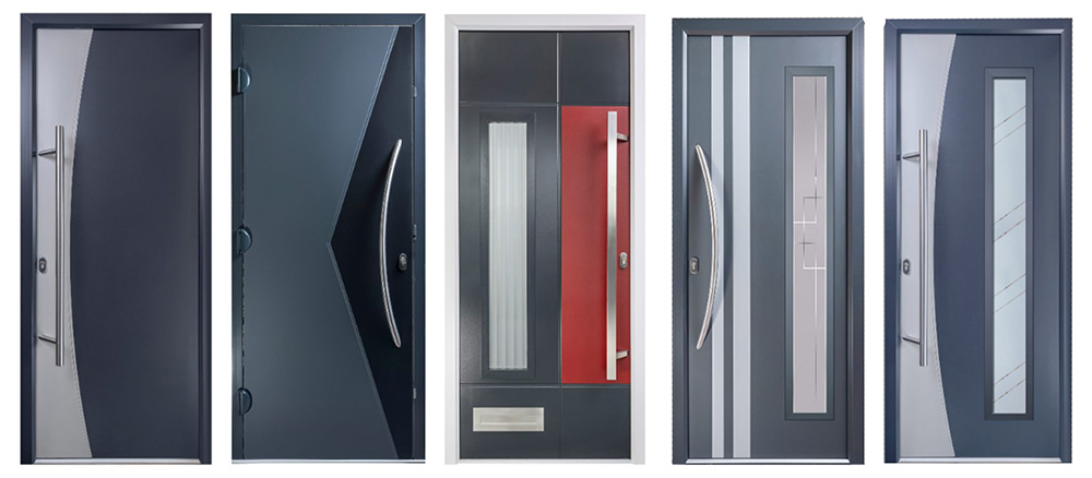 Two Tone Door Collection